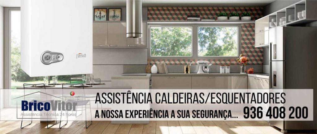 Assistência Caldeira Ferroli Miranda do Corvo,